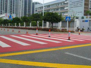 彩色防滑路面和彩色沥青路面的区别