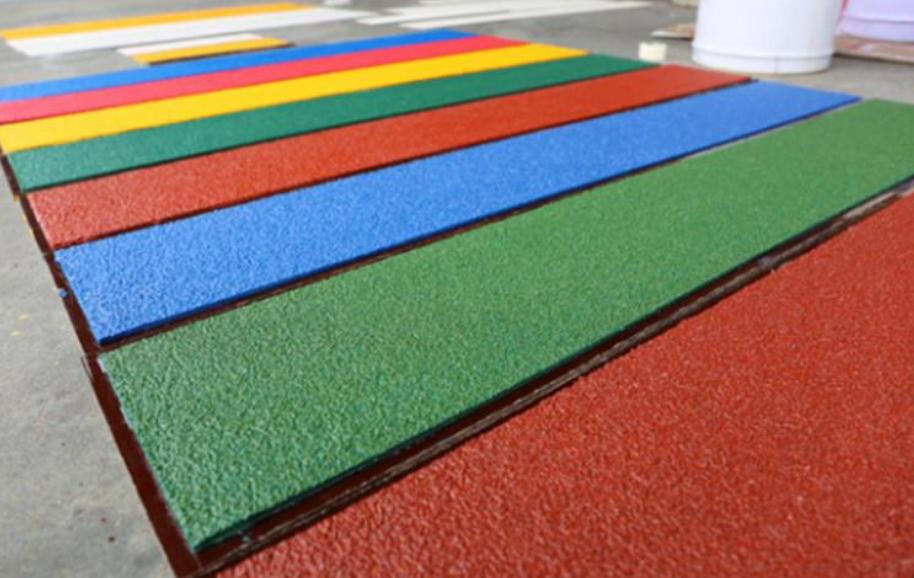 水性mma彩色防滑路面生产厂家