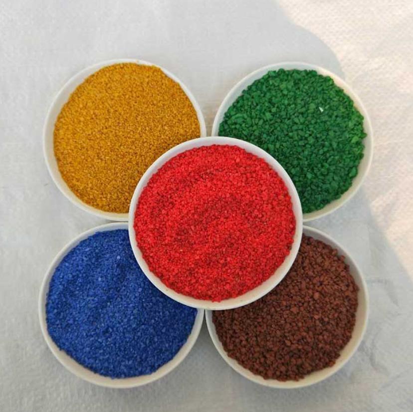 陶瓷颗粒该如何选取?