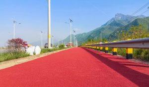 混凝土彩色路面技术发展的四个方向
